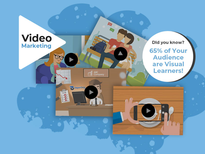 Digital Marketing & video marketing