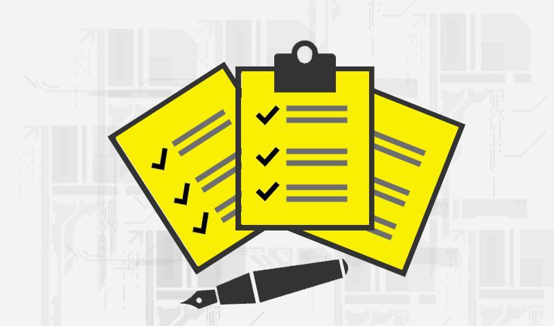 Prepare Tersting Document