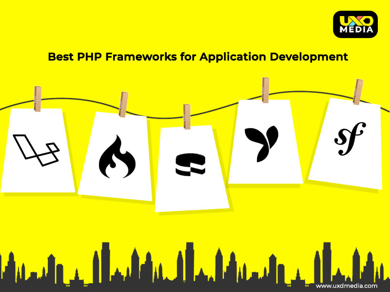 Best PHP Frameworks for Application Development
