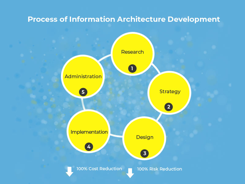 How Information Architecture Use for Website Development