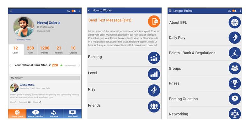 BFL Mobile App