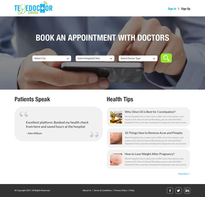 Tele Doctor