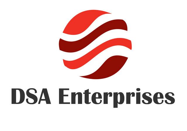 DSA Enterprises Branding