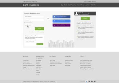 Bank eAuctions