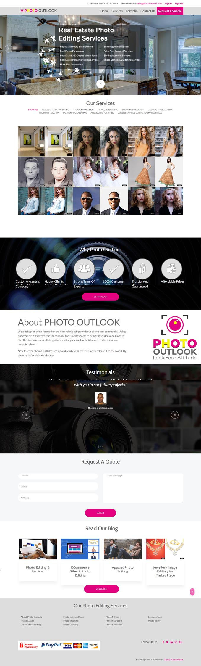 Photo Outlook