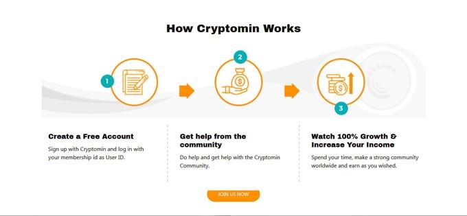 Cryptomin