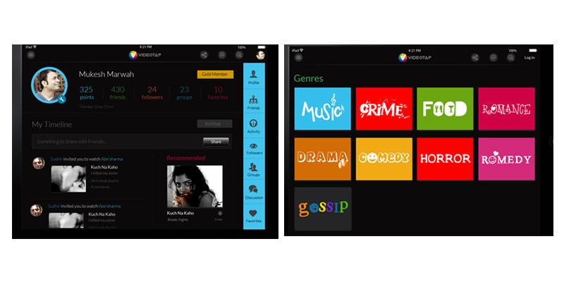 Vigovea Mobile App